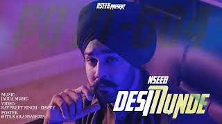 NseeB - Munde Desi (Official Music Video)