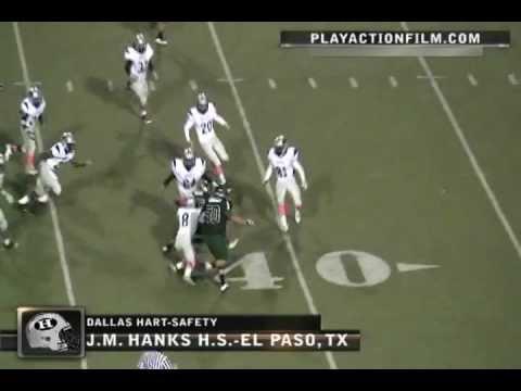 2011-Dallas Hart-J.M. Hanks H.S. (El Paso, TX)