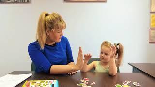 Урок английского языка с ребенком