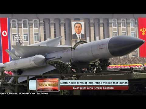 North Korea will test-launch an intercontinental nuclear missile that can reach the USA
