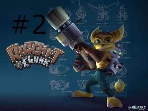 Ratchet And Clank (HD Collection) - #2: Heli-Pack