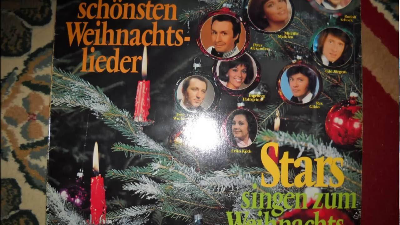 Udo Jürgens Weihnachtslieder.Weihnachtszeit Kinderzeit Udo Jürgens