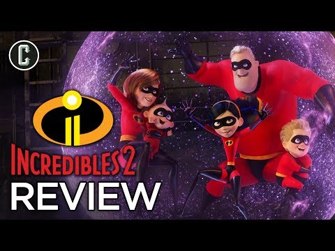 Incredibles 2 Movie Review – Worth the 14-Year Wait