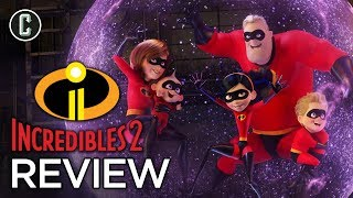 Incredibles 2 Movie Review - Worth the 14-Year Wait