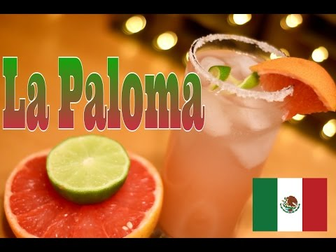 Paloma recipe buzzpls com for La paloma cocktail recipe
