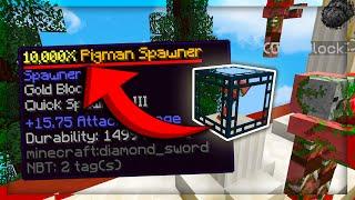 I MADE $180 BILLION OVERNIGHT! | Minecraft Skyblock