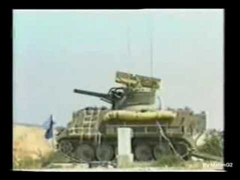 Israeli Air Defence in action