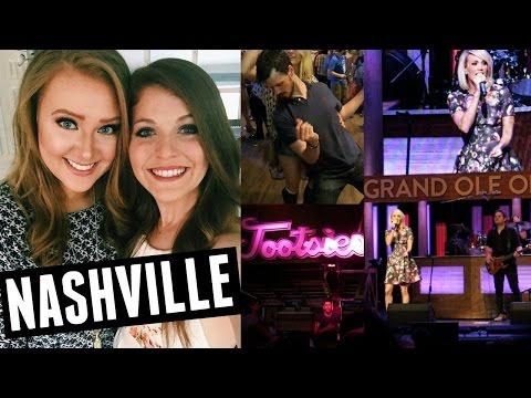 Nashville Girls Weekend // Grand Ole Opry Carrie Underwood