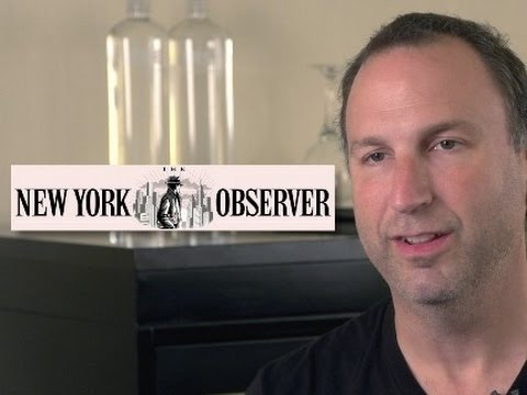 """An Alt-Weekly For the Upper Crust"": Q and A with New York Observer Editor-in-Chief Ken Kurson"