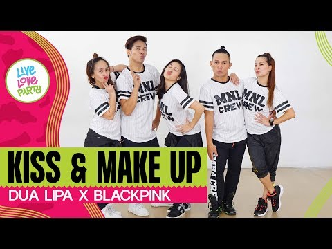 Kiss And Make Up | Live Love Party™ | Zumba® | Dance Fitness