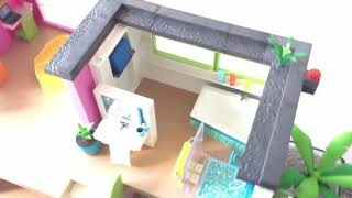 Playmobil Re's Modern Luxury Mansion   Overview - 2016