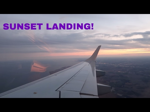 American Airlines | E-190 | Economy Class | Landing | Philid