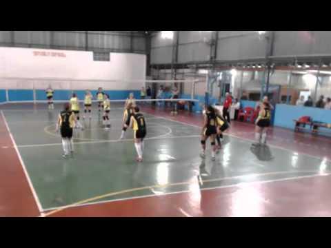 TSPV 2015-2 F D BRASIL VOLEI X BELA BOLA 18OUT - parte 1/3