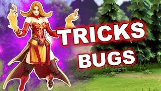 Dota 2 Tips, Tricks and Bugs patch 7.07d!