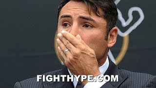 DE LA HOYA REACTS TO HBO LEAVING BOXING; FOUGHT ON NETWORK 32 TIMES