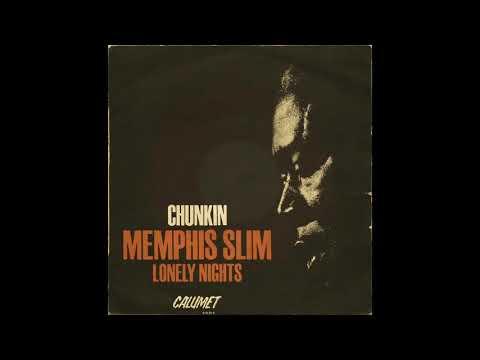 MEMPHIS SLIM Chunkin CALUMET French SP