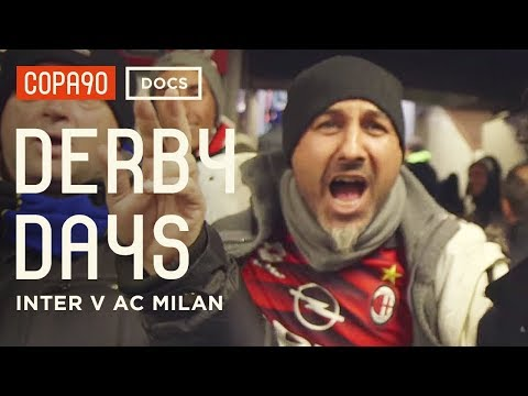 A City Split in Two Parts - Inter v AC Milan | Derby Days