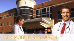 GfK - Mobile research in healthcare