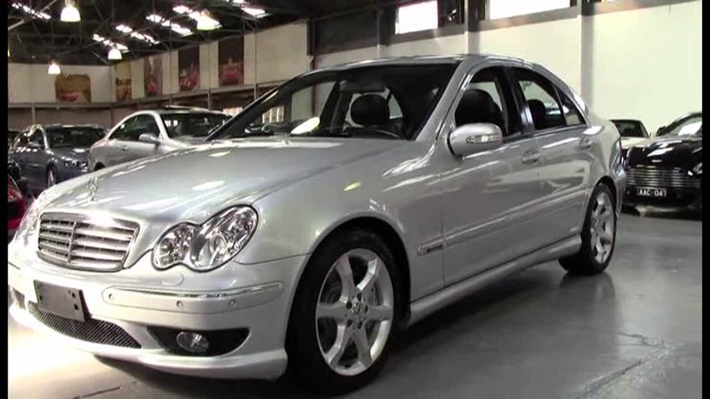 Mercedes benz c180 silver 2007 youtube for C180 mercedes benz