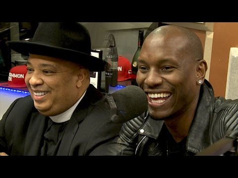 Tyrese and Rev Run Interview at The Breakfast Club Power 105.1 (01/20/2016)