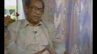 لقاء مع الأديب الروائي السوداني الطيب صالح 5 من 5