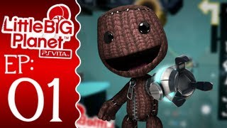 LittleBigPlanet Vita - Episode 1