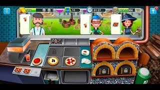 Food Truck Chef™: Cooking Game #9 (Pizza Street Level 1-5) - Android/iOS Gameplay