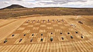 Суровые испанские шахматы: тракторы вместо пешек (новости)
