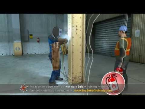 Hot Work Safety - Firewatch Training