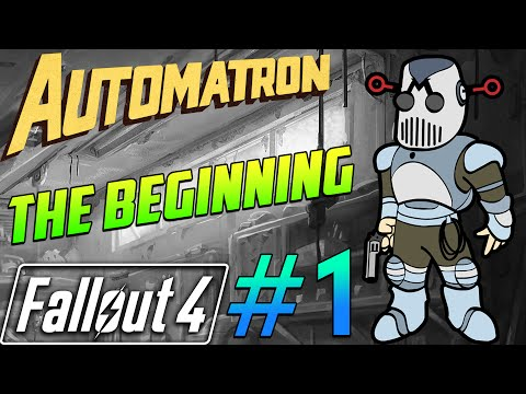 Fallout 4 - Automatron Main Quests #1
