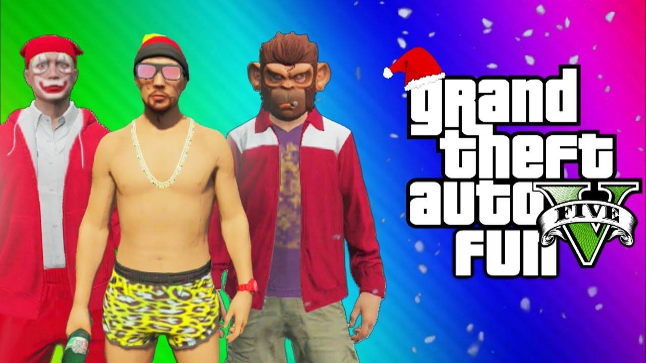 GTA 5 Online Funny Moments Gameplay - North Yankton Glitch, Titan ...