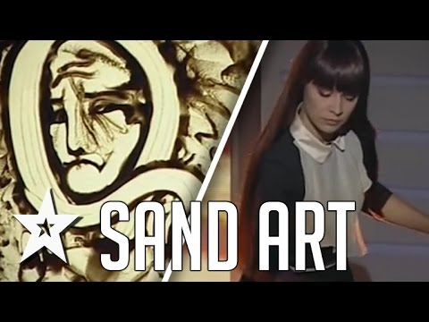 Kseniya Simonova Incredible Sand Art On Ukraine