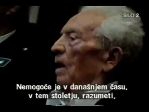 dr. Andrija Artuković o antifašistima