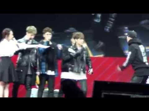 151121 iKON Beijing FanMeeting GAME CUT(일심동체게임) yh focus - 2/2