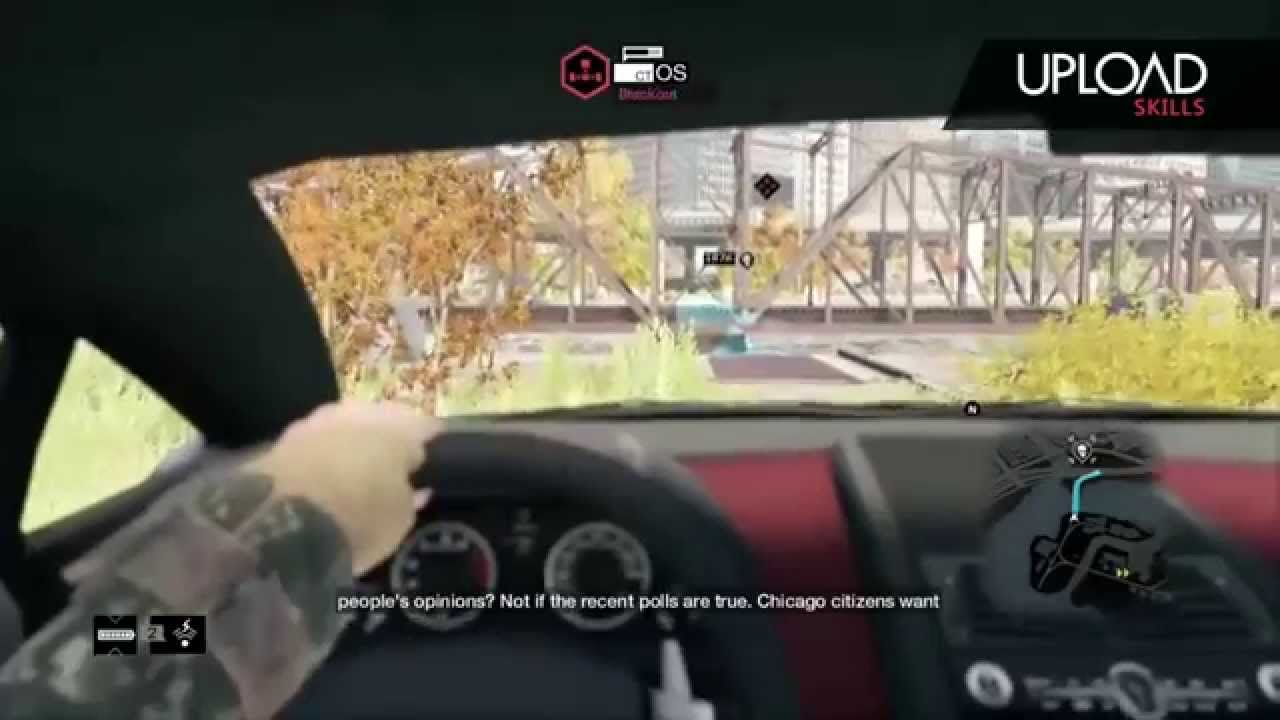Watch Dogs Tabias S Crafting Shop Youtube