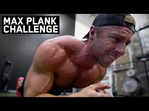 Testing My Max Plank Hold!