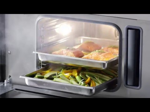 Healthy Cooking Options with Steam Convection Ovens