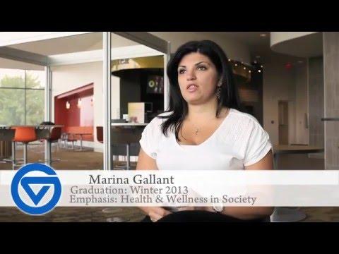 Marina Gallant   Health & Wellness in Society SD