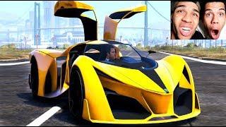 GTA 5: 6.000.000$ AUTOS! | PrankBrosGames