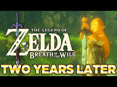 2 Years Later... Zelda Breath of the Wild & Austin John Plays