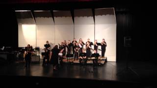 This is Jakes's first solo, the best part is that each soloist had ...