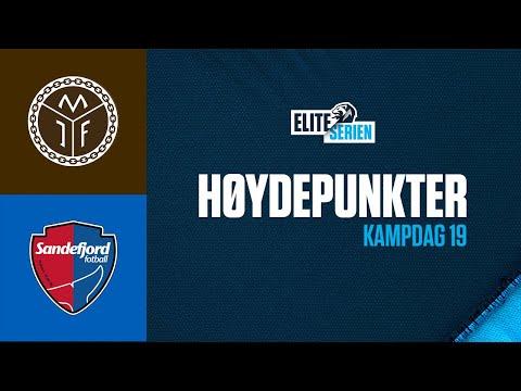 Mjondalen IF Sandefjord Goals And Highlights