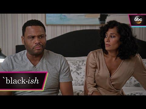 Dre Hates His Couples Massage - black-ish