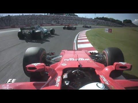 Sebastian Vettel's Nightmare Race   2017 Japanese Grand Prix