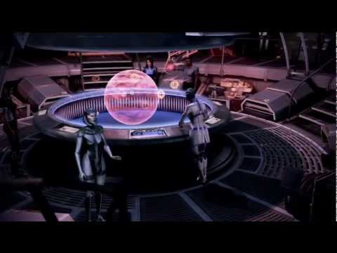 Mass Effect 3 - Failure on Thessia at the hands of Kai Leng