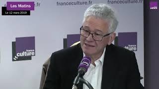 Hervé Juvin, candidat RN aux européennes :