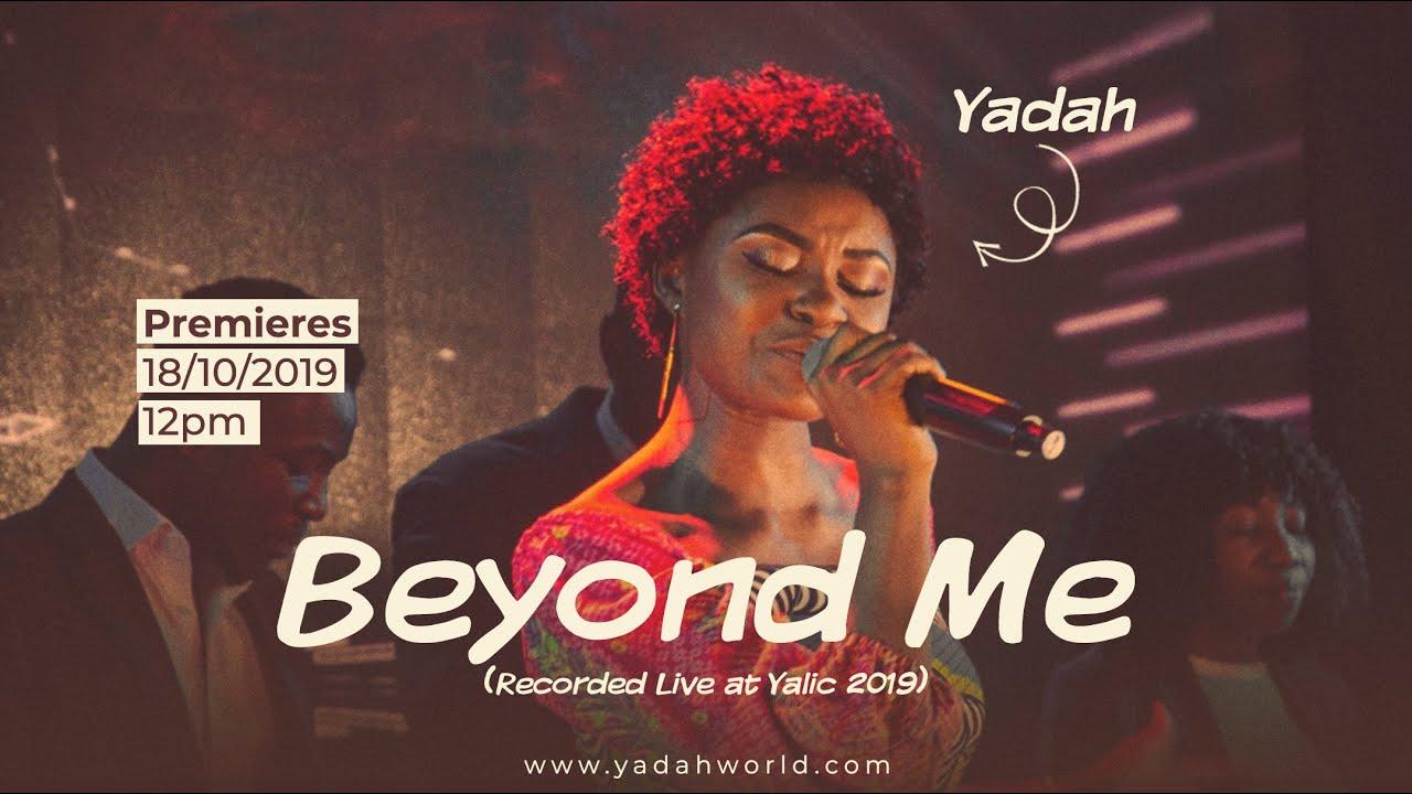 (Live) BEYOND ME - Yadah  [@yadahsings]