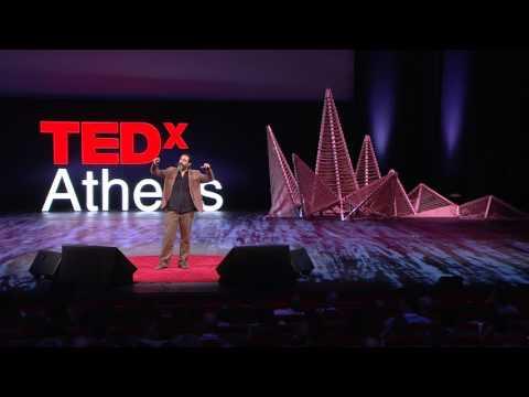 An escape | Stratis Panourios | TEDxAthens