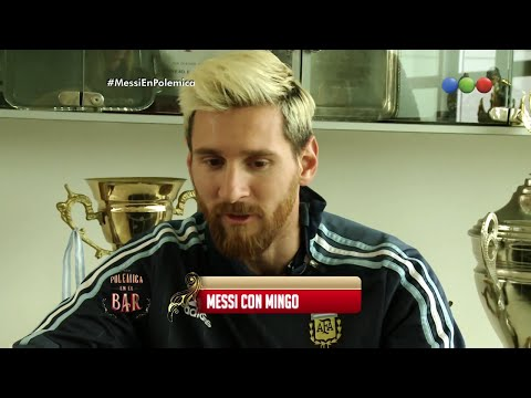 Messi entró en Polémica