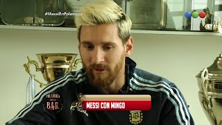 Video: Messi con Mingo